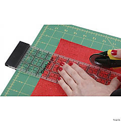 OmniEdge By Omnigrid Non-Slip Quilter's Ruler 4