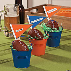 On The Gridiron Favors Idea