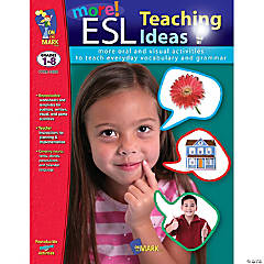 On The Mark Press More ESL Teaching Ideas