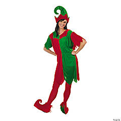 One Size Elf Costume for Women