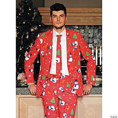 OppoSuits™ Christmaster Suit for Men