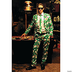 OppoSuits™ Poker Face Suit for Men