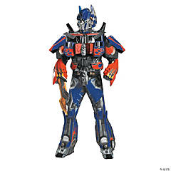 Optimus Prime Rental Quality Adult Men's Costume