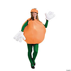 Orange Adult Costume