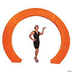 Orange Circle Arch Slip