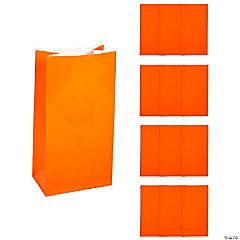 Orange Gift Bags
