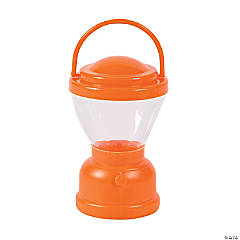 Orange Lantern Candy Containers