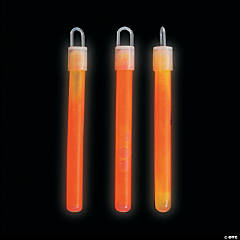 Orange Premium Glow Sticks