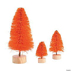 Orange Sisal Tree Assortment
