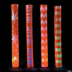 Orange Spirit Light-Up Batons