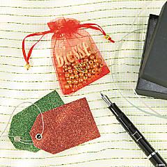 Organza Gift Bag Project Idea