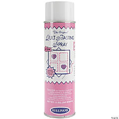 Original Quilt Basting Spray-13Oz