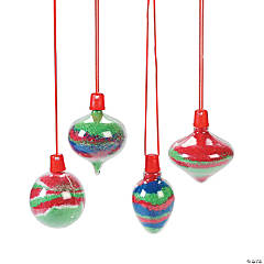 Ornament Sand Art Bottle Necklaces