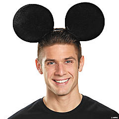 Oversized Mickey Mouse Ears for Adults