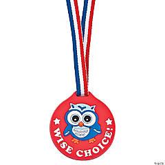 Owl Award Medals