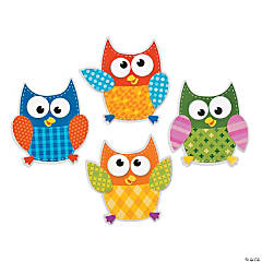 Owl Bulletin Board Cutouts