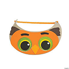 Owl Visor Craft Kit