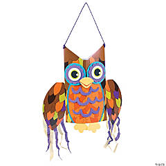 Owl Windsock Craft Kit