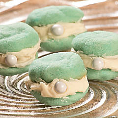 Oyster Cookies Idea
