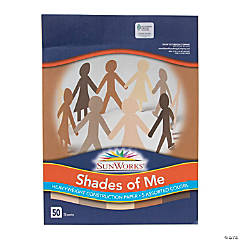 Pacon® Multicultural Construction Paper