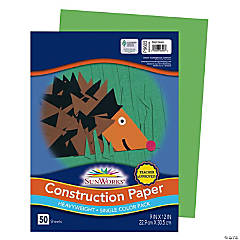 Pacon® Riverside® Construction Paper - Green