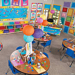 Paint Chip Classroom Theme