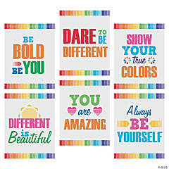 Paint Chip Motivational Posters