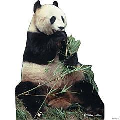 Panda Bear Cardboard Stand-Up