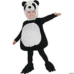 Panda Costume for Toddlers