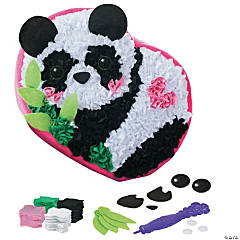 Panda Plushcraft Pillow
