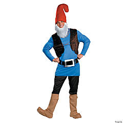 Papa Gnome XXL Adult Men's Costume