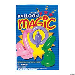 "Paperback ""Balloon Magic"" Book"