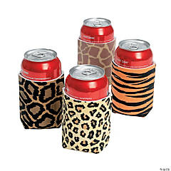 Paradise Safari Can Coolers
