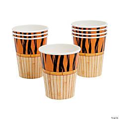 Paradise Safari Paper Cups