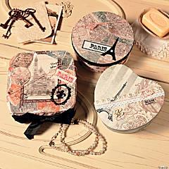Parisian Boxes Idea