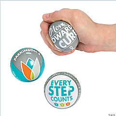 Parkinson's Awareness Stress Balls