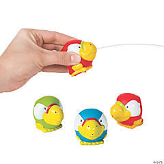 Parrot Squirt Toys