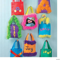 Party Favor Bags Idea
