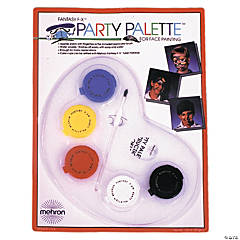 Party Palette Face Paint Kit