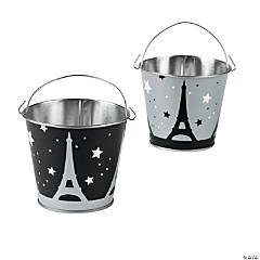 Passport to Paris Pails