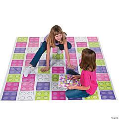 Pastel Color Brick Party Bending Game