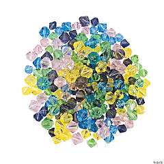 Pastel Crystal Assortment - 7mm-9mm