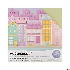 Pastels Cardstock Variety Pack