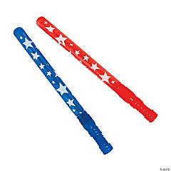 Patriotic Big Bubble Wands