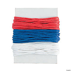 Patriotic Color Cording