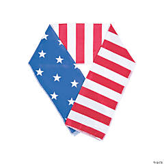 Patriotic Cooling Neck Towels