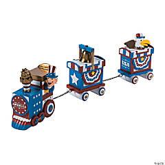 Patriotic Express Train