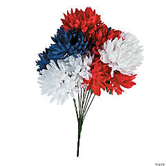 Patriotic Floral Bunch