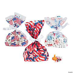 Patriotic Goody Bag Assortment
