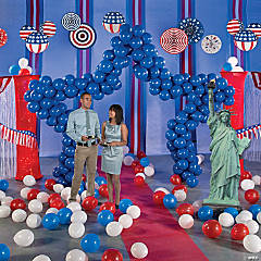 Patriotic Grand Décor Kit